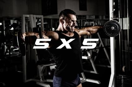 5 x 5 Training