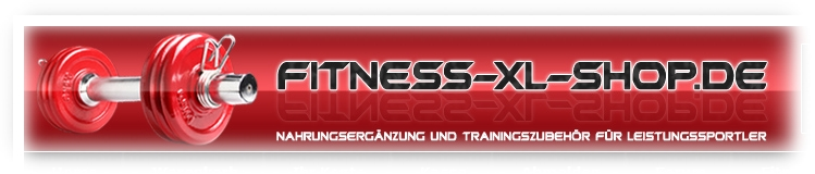 Fitness xl shop banner g