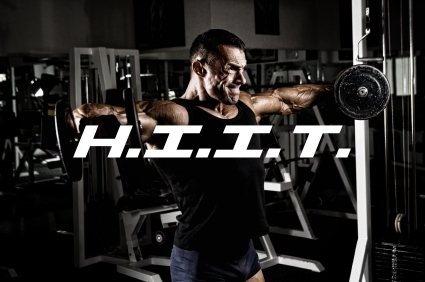 HIIT  = High Intensity Interval Training (Hoch intensives Intervaltraining)