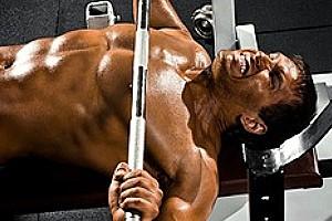 Brustmuskeln richtig trainieren