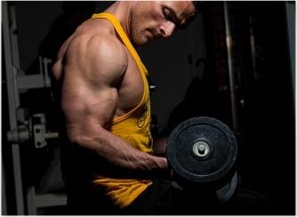 maskuline Sportarten - Bodybuilding