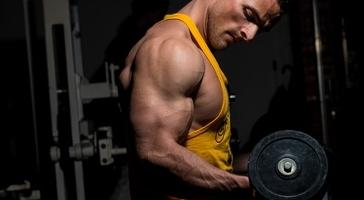Bodybuilding und maskuline Sportarten