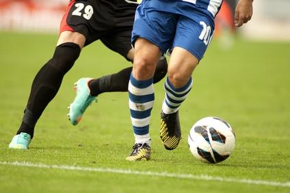 Fußballverletzungen vorbeugen
