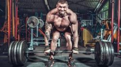 Halber Arbeitsweg – mehr Muskelmasse!