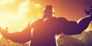 Kraftsport – ohne Schmerz, kein Masseaufbau