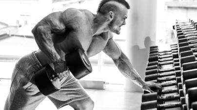 Rudern für dichte und tiefe Rückenmuskeln