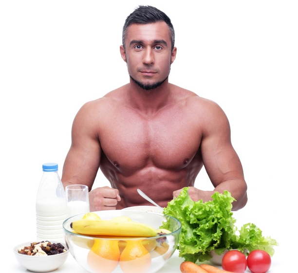Bodybuilding Masseaufbau