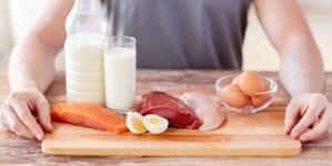 Protein / Eiweiß Snacks für Zwischendurch