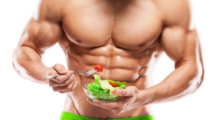 Ernährung Muskelaufbau