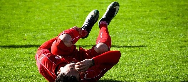 Muskelverletzung