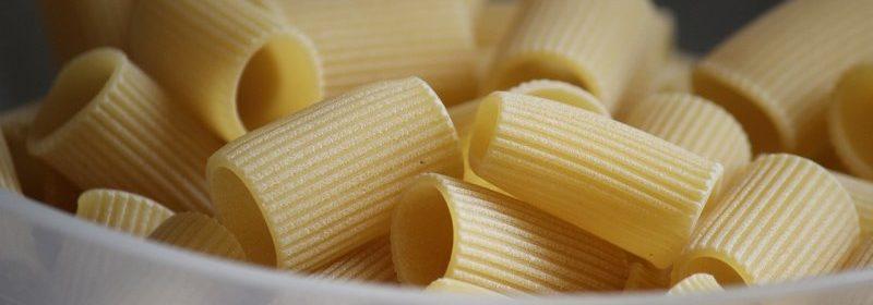 Nudeln - Kohlenhydratreiche Kost